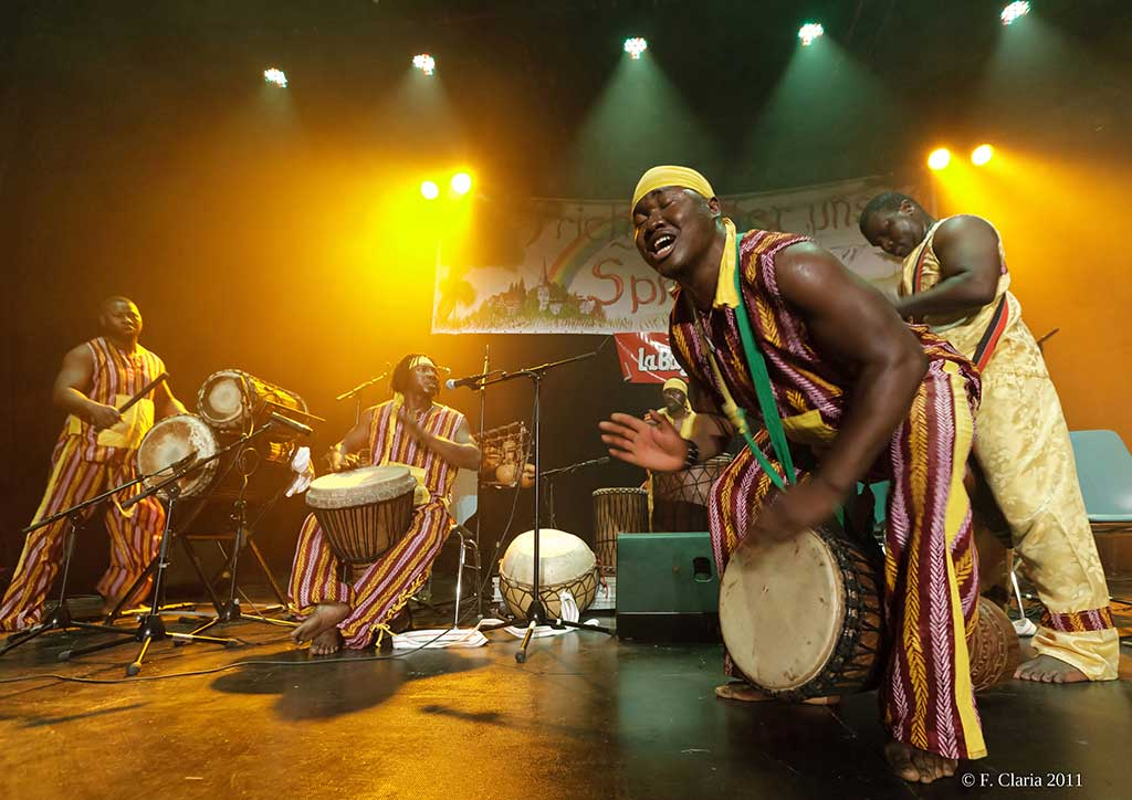SOKAN PERCUSSION AFRICAINE