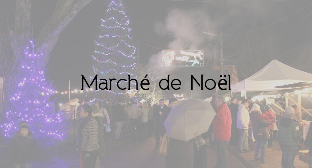 1ER MARCHÉ DE NOËL
