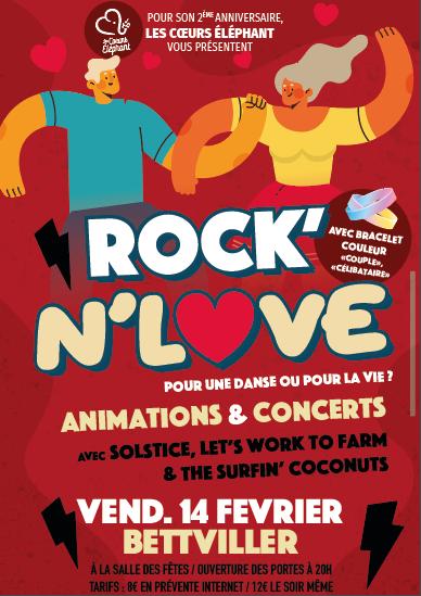 ROCK N' LOVE