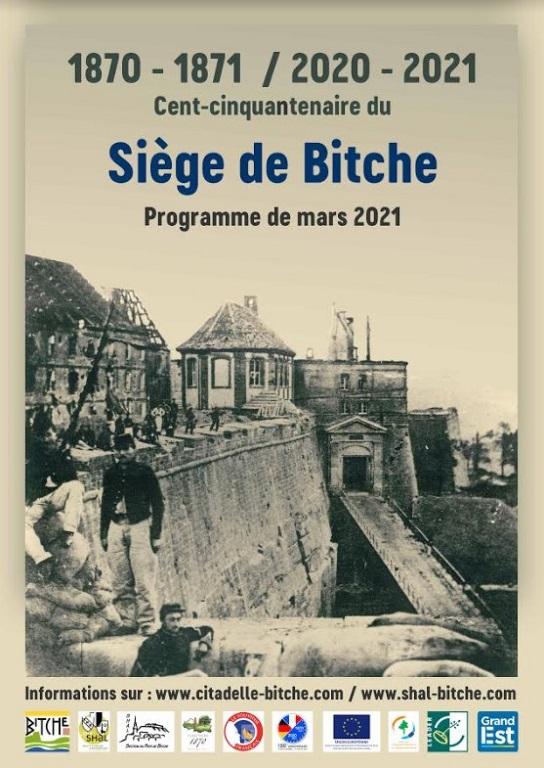 EXPOSITION SUR LA GUERRE DE 1870 DANS LE PAYS DE BITCHE