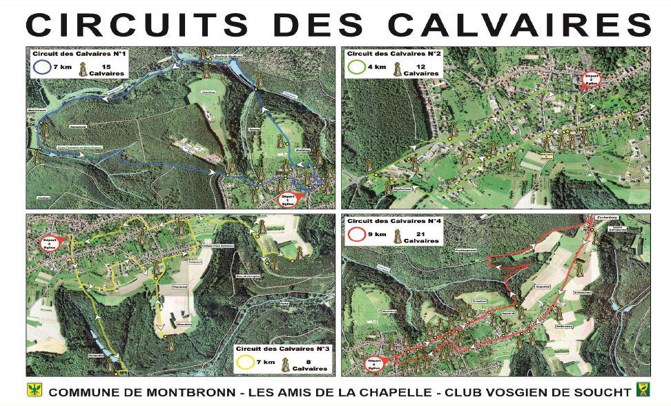 CIRCUIT DES CALVAIRES