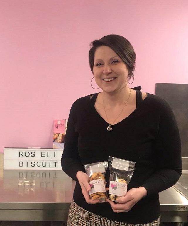 Rosar Delphine Créatrice de Biscuits