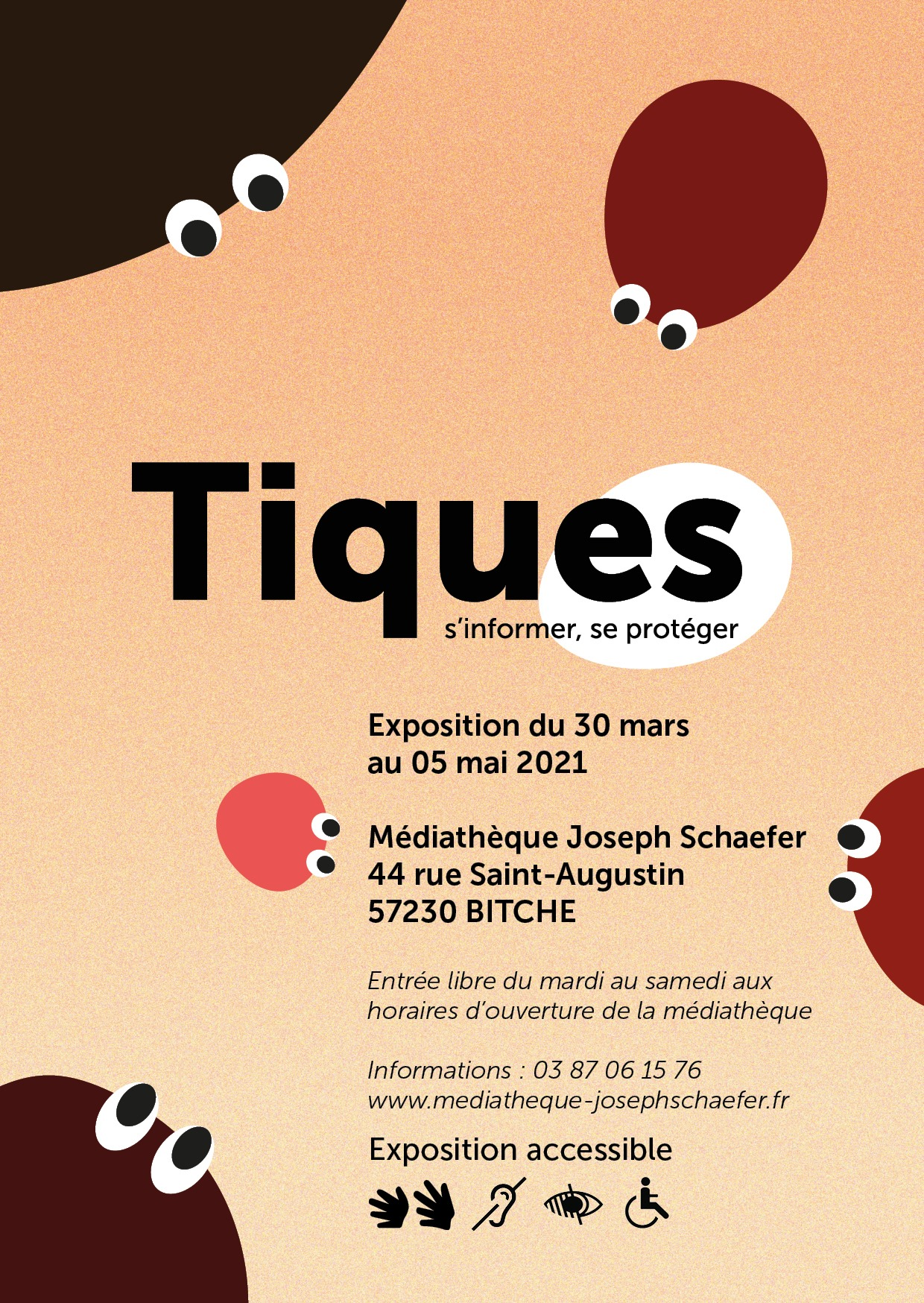 EXPOSITION 'TIQUES'