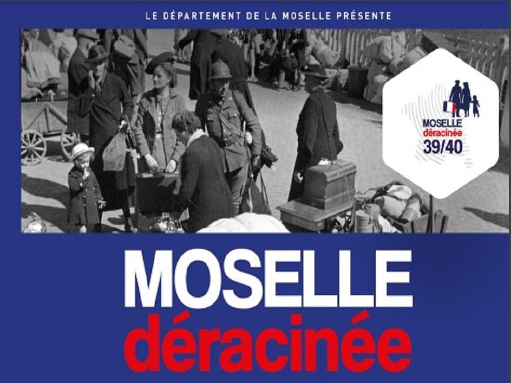 EXPOSITION : 1939 EN ROUTE VERS L'INCONNU AVEC 30 KG DE BAGAGES...
