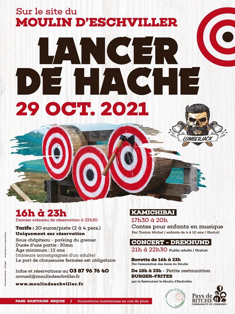 HALLOWEEN AU MOULIN FESTIVITES DU 29 OCTOBRE