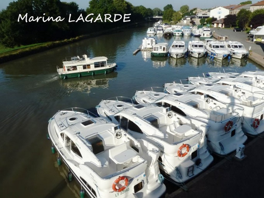 PORT DE PLAISANCE DE LAGARDE