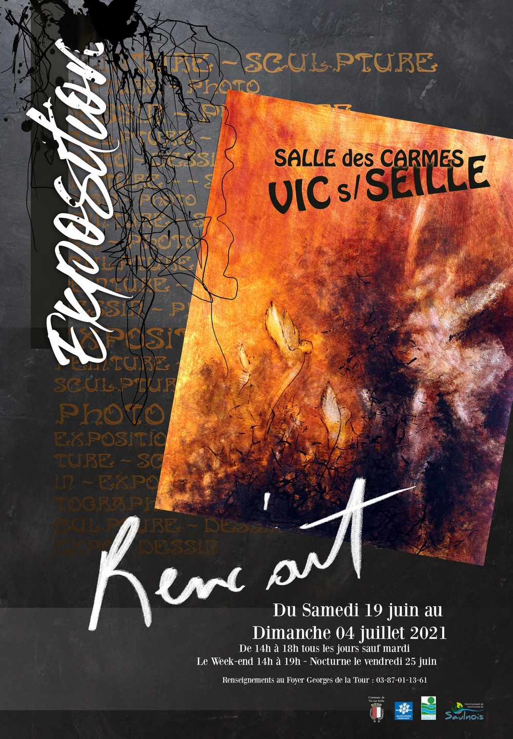 EXPOSITION RENC'ART