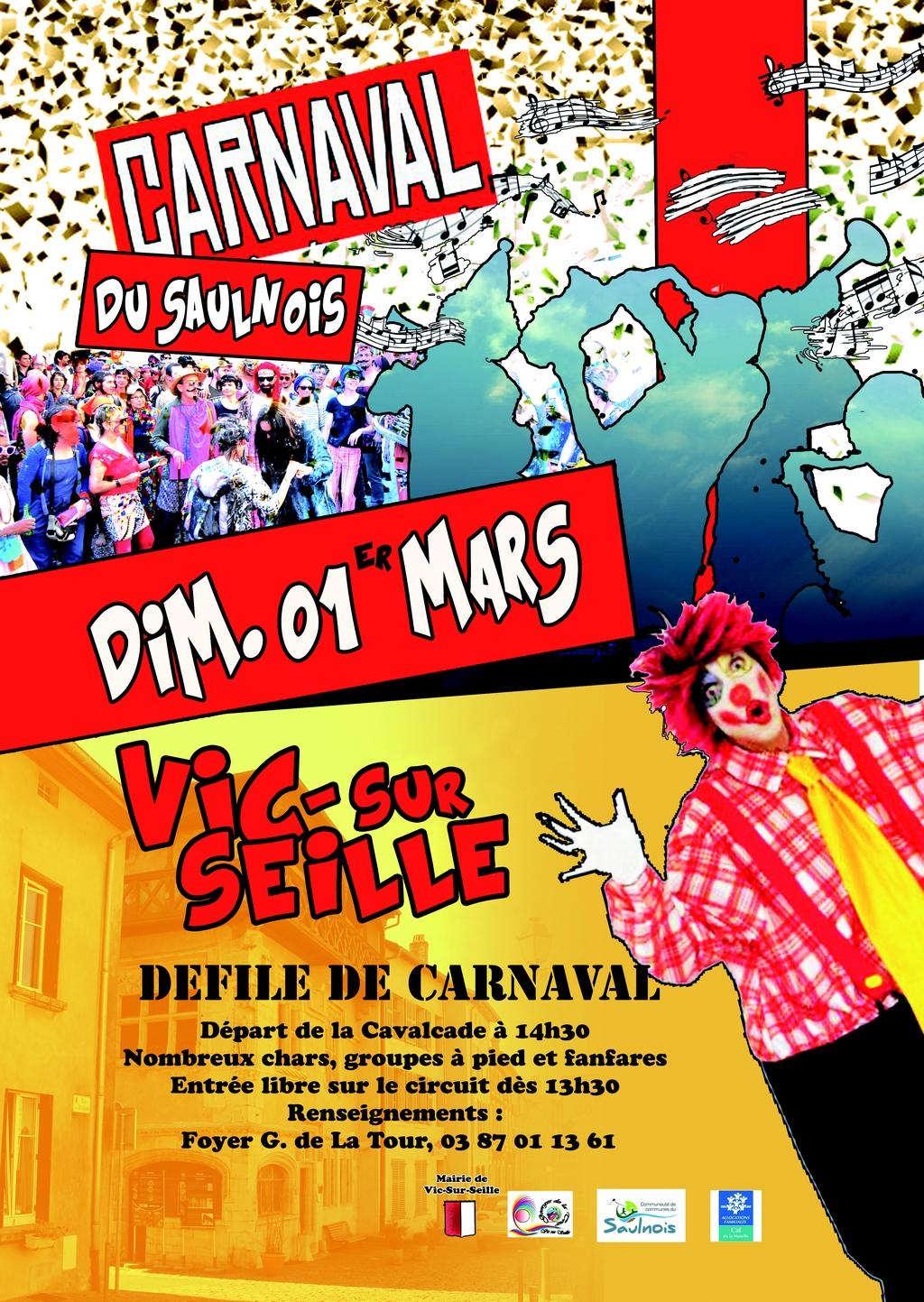 CARNAVAL DE VIC-SUR-SEILLE