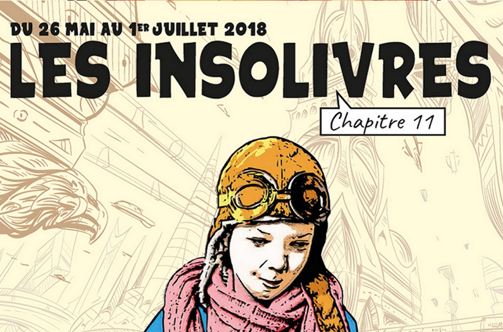 LES INSOLIVRES: SPEED BOOKING