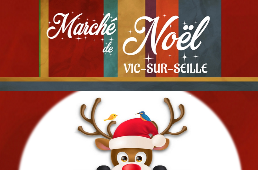 MARCHÉ DE NOËL: 1ER WEEK-END