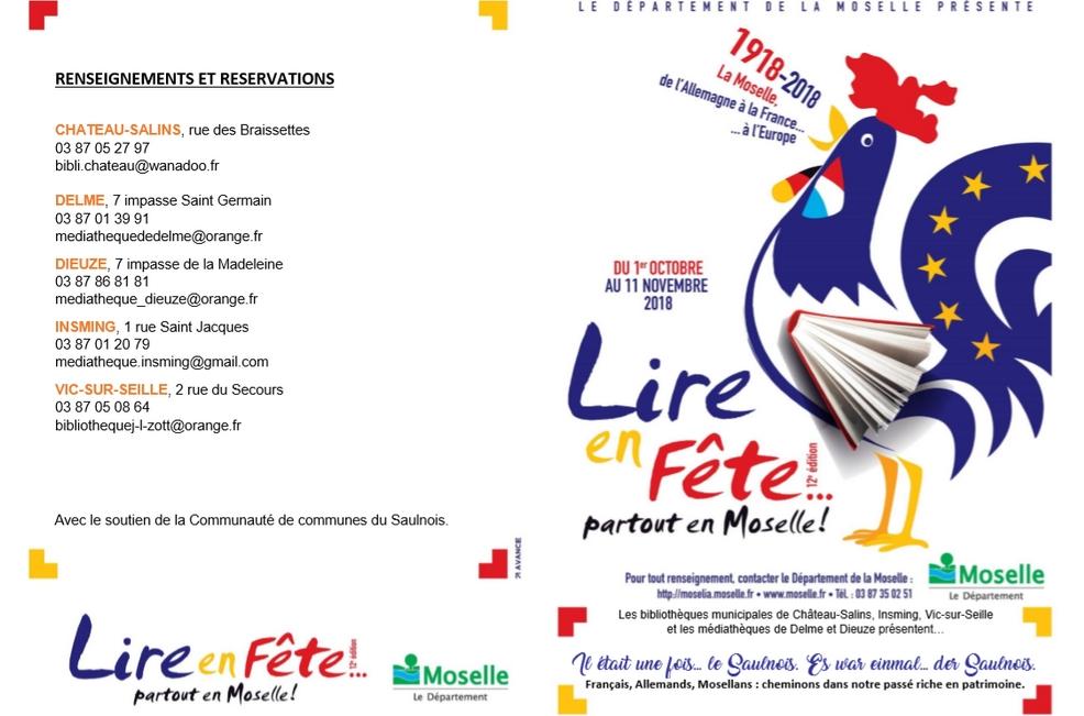 """LIRE EN FÊTE : ATELIER D'ÉCRITURE """"DIFFÉRENCES"""""""