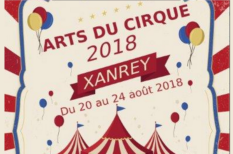 "STAGE DECOUVERTE ENFANT ""ARTS DU CIRQUE"""