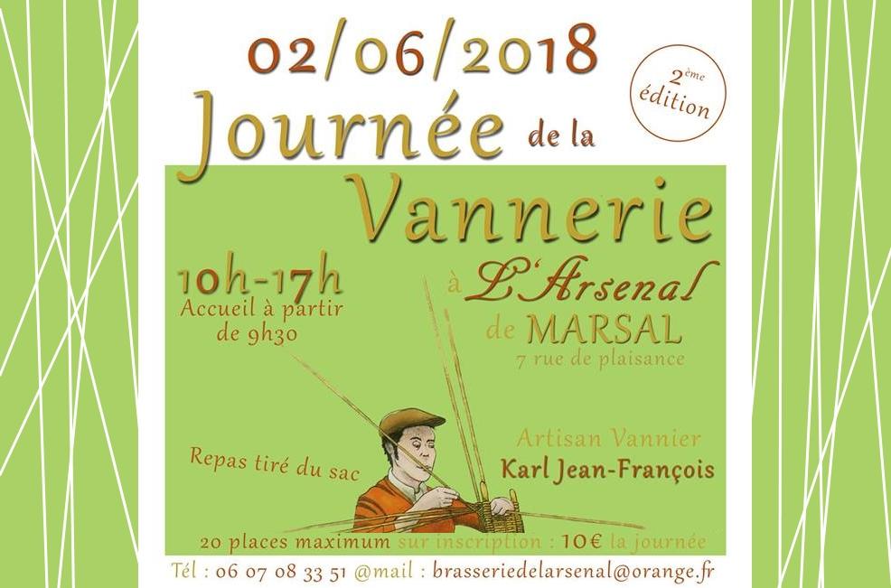 JOURNÉE DE LA VANNERIE