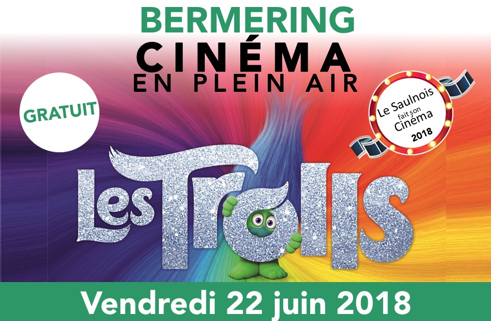 LE SAULNOIS FAIT SON CINEMA - LES TROLLS