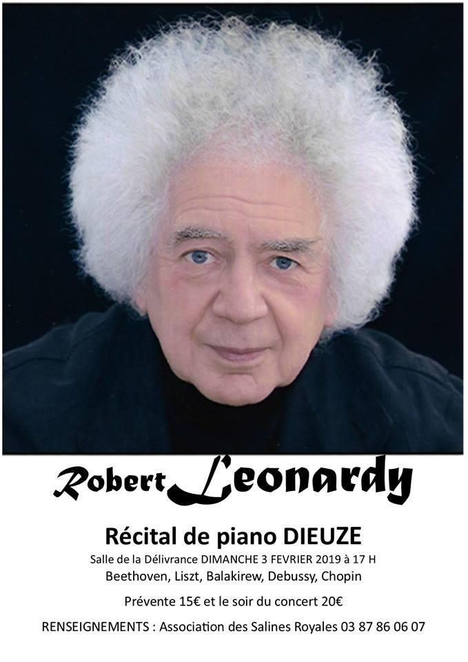 CONCERT DE ROBERT LEONARDY