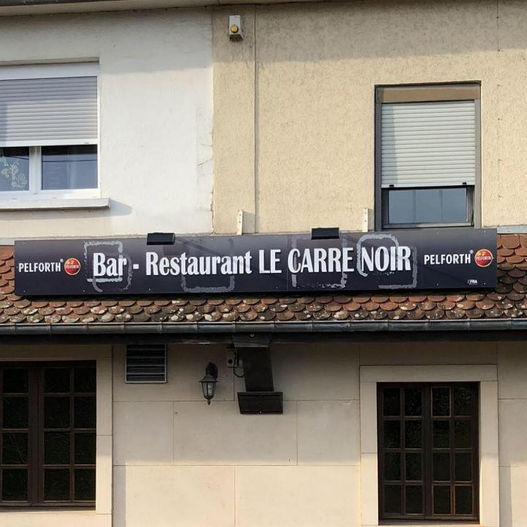 RESTAURANT - LE CARRÉ NOIR
