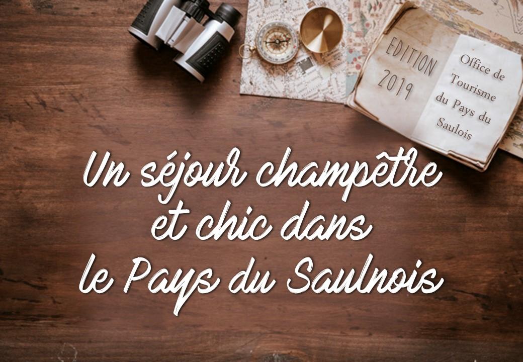 UN SÉJOUR CHAMPÊTRE ET CHIC DANS LE SAULNOIS