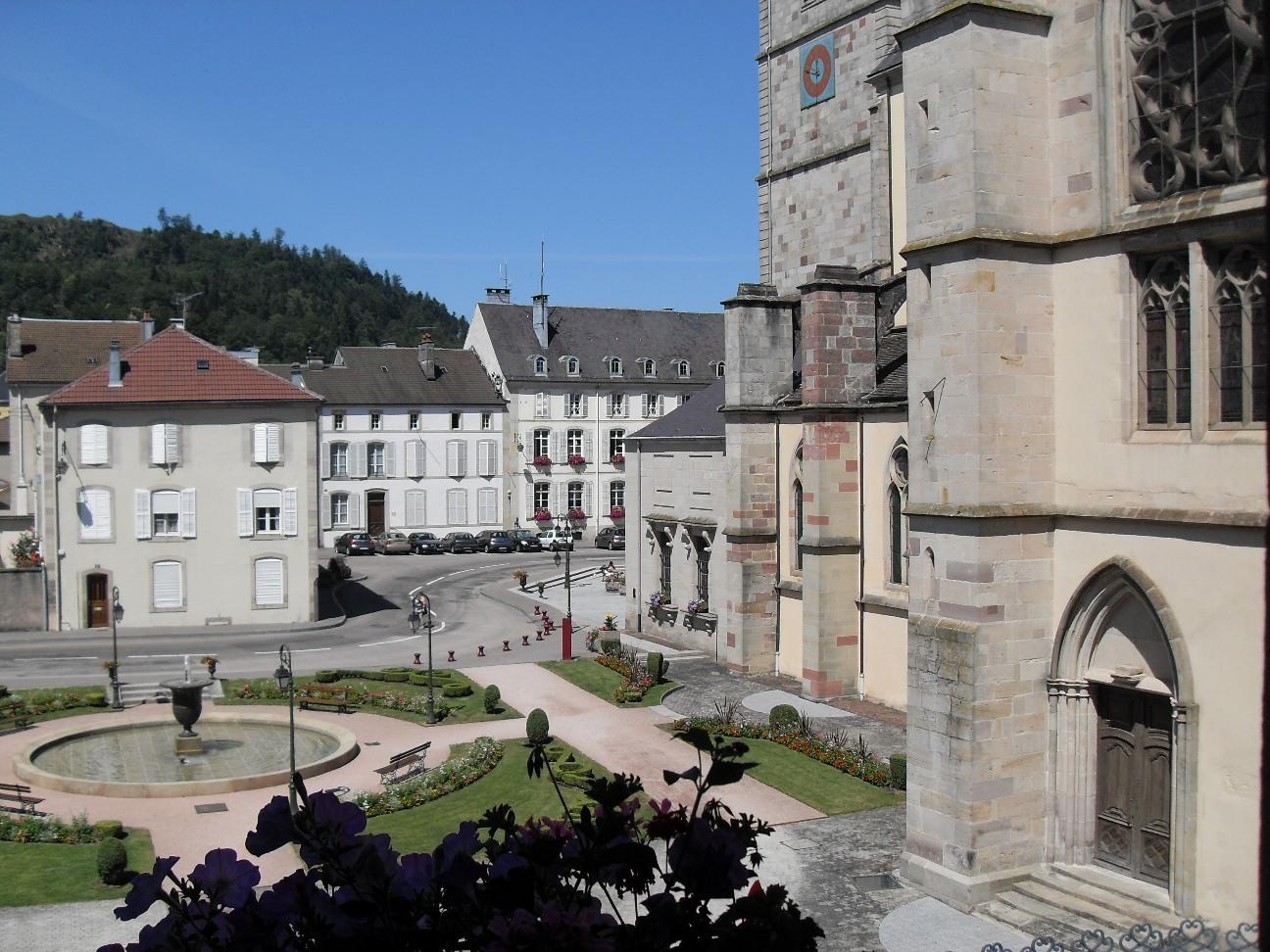 La visite guidee du centre historique de remiremont remiremont 88200 15 07 2018 - Office du tourisme remiremont ...