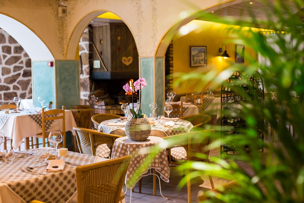 Restaurant la table du haut jardin - rehaupal - 88640 ...
