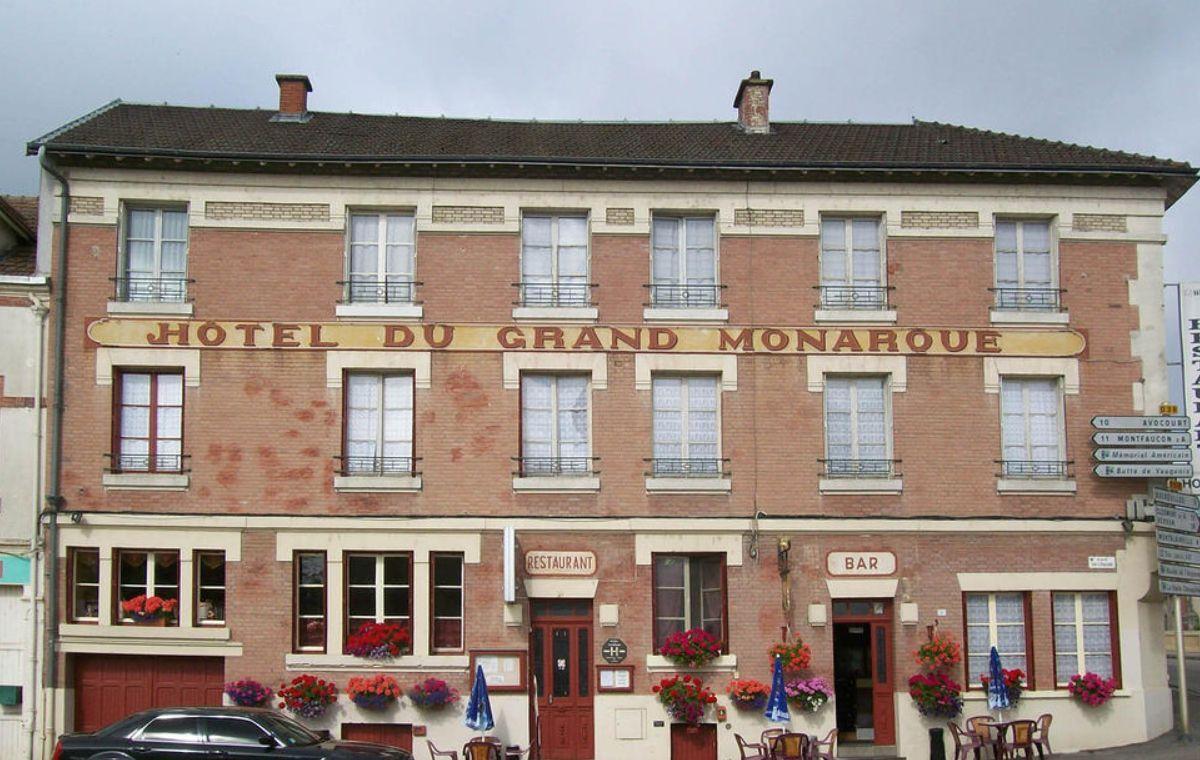 Restaurant Le Grand Varennes