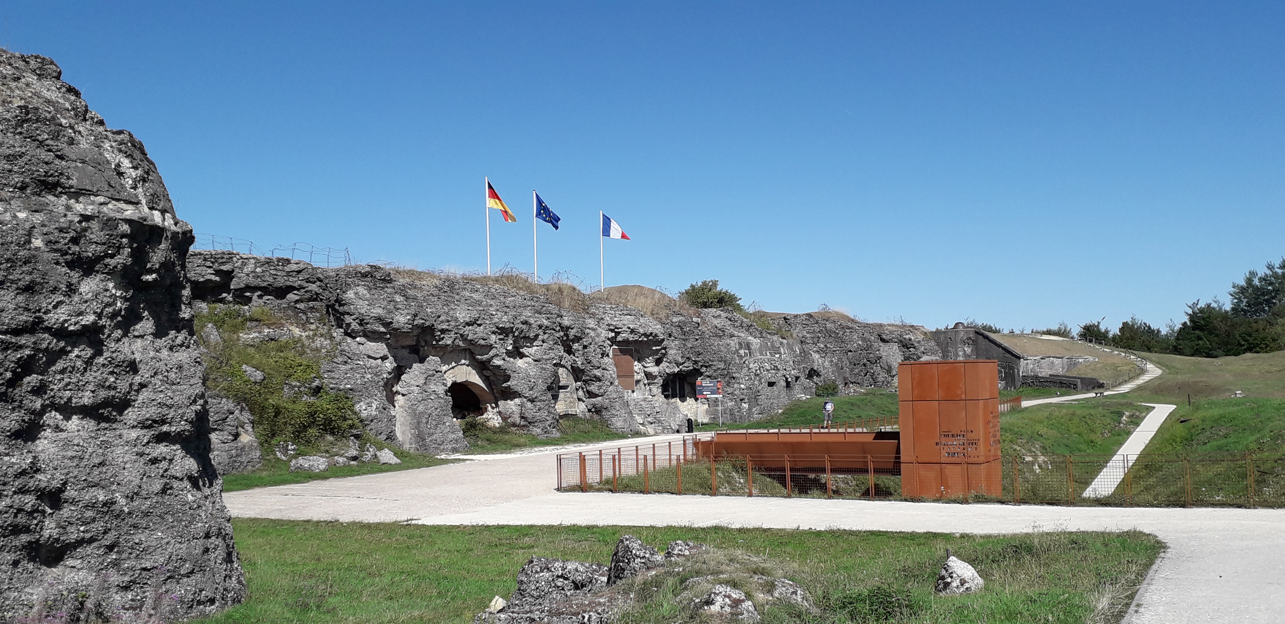 FORT OF DOUAUMONT