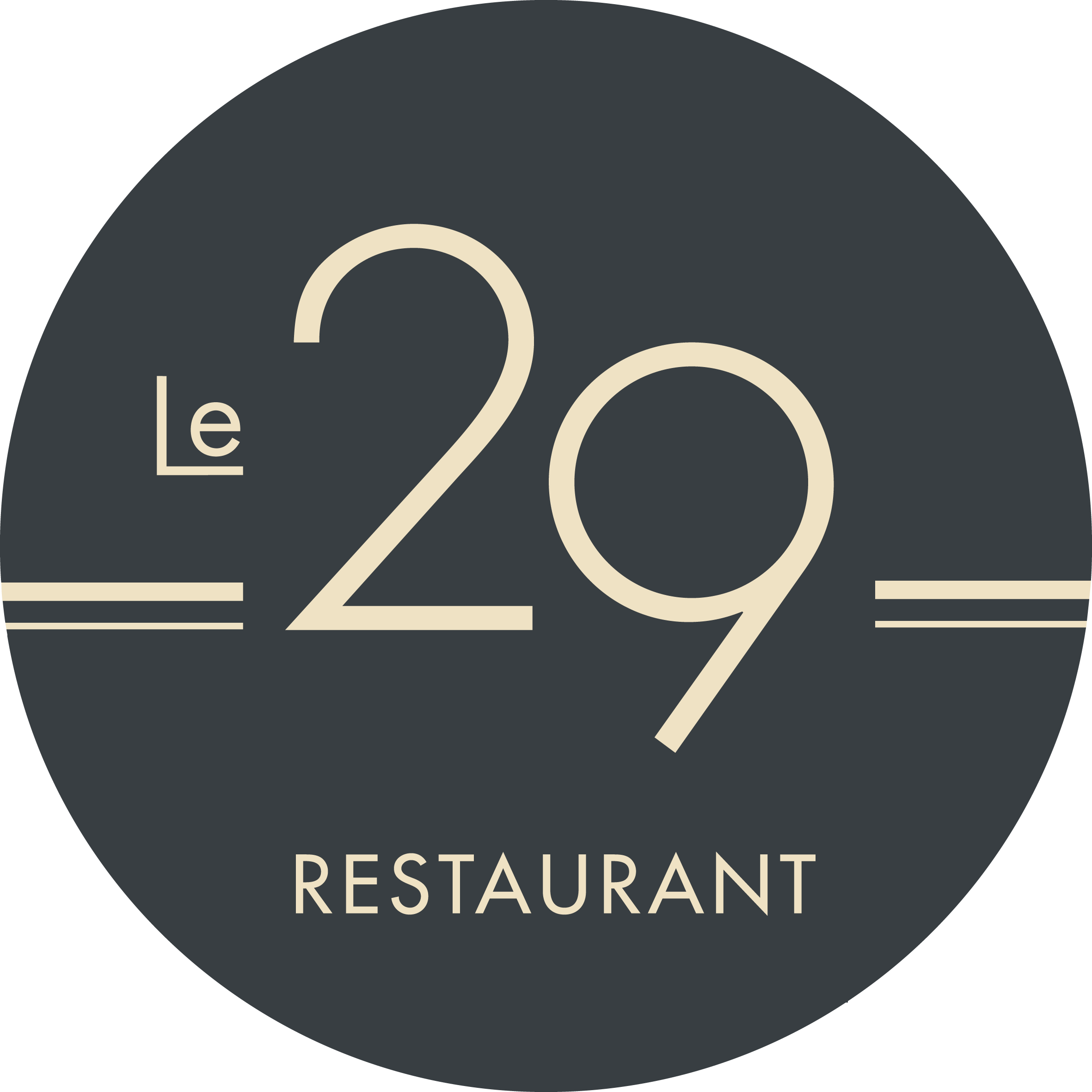 RESTAURANT LE 29