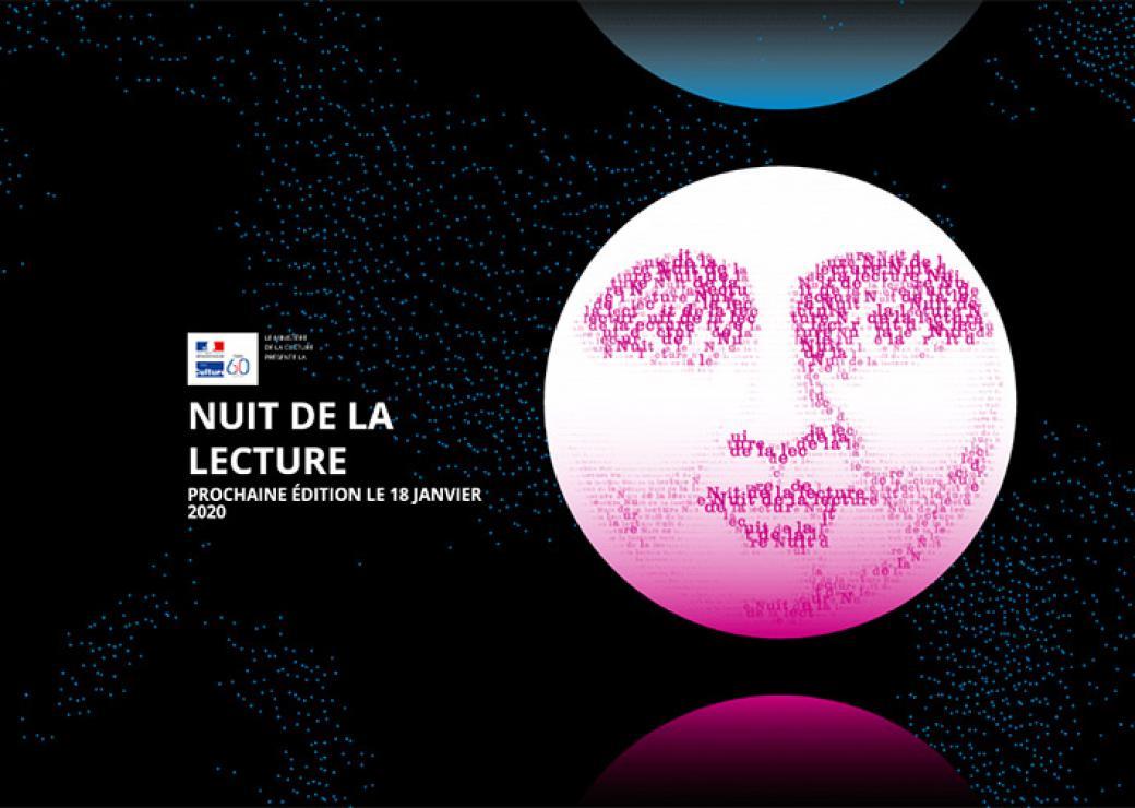 NUIT DE LA LECTURE 2020