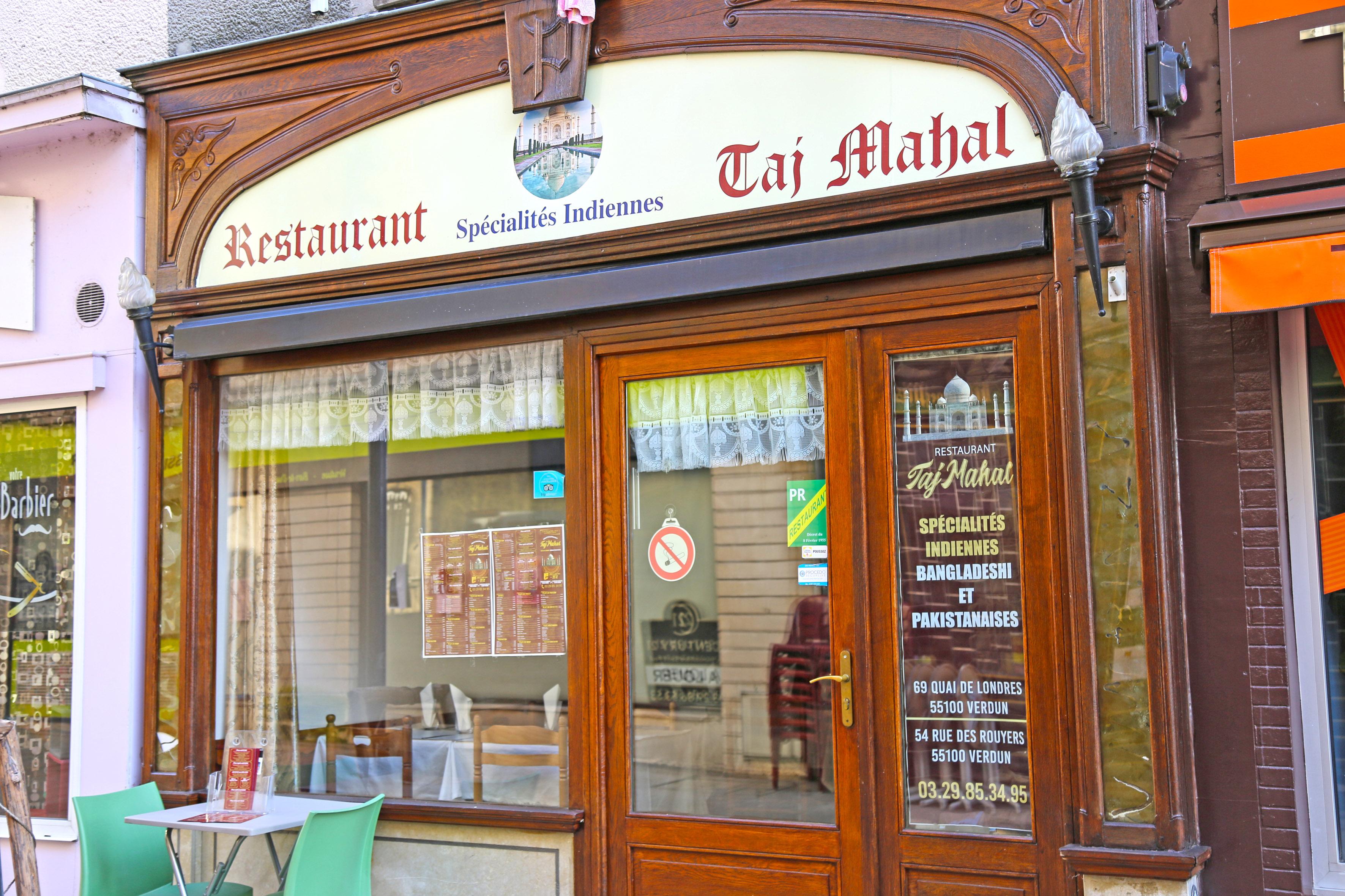 RESTAURANT TAJ'MAHAL