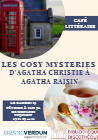 CAFÉ LITTÉRAIRE : LES COSY MYSTERIES