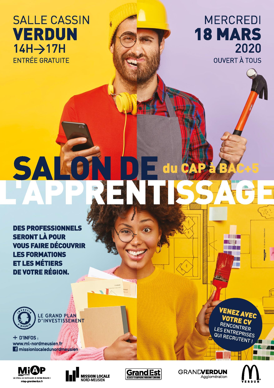 SALON DE L'ALTERNANCE 2020