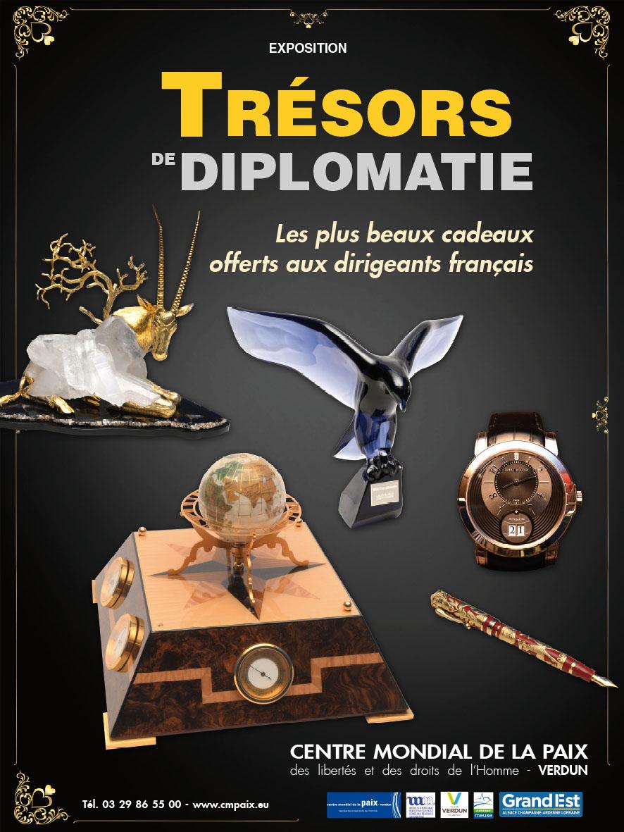 EXPOSITION |TRÉSORS DE DIPLOMATIE