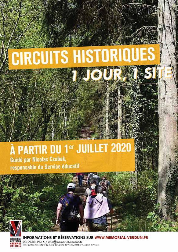 CIRCUIT HISTORIQUE - 1 JOUR, 1 SITE