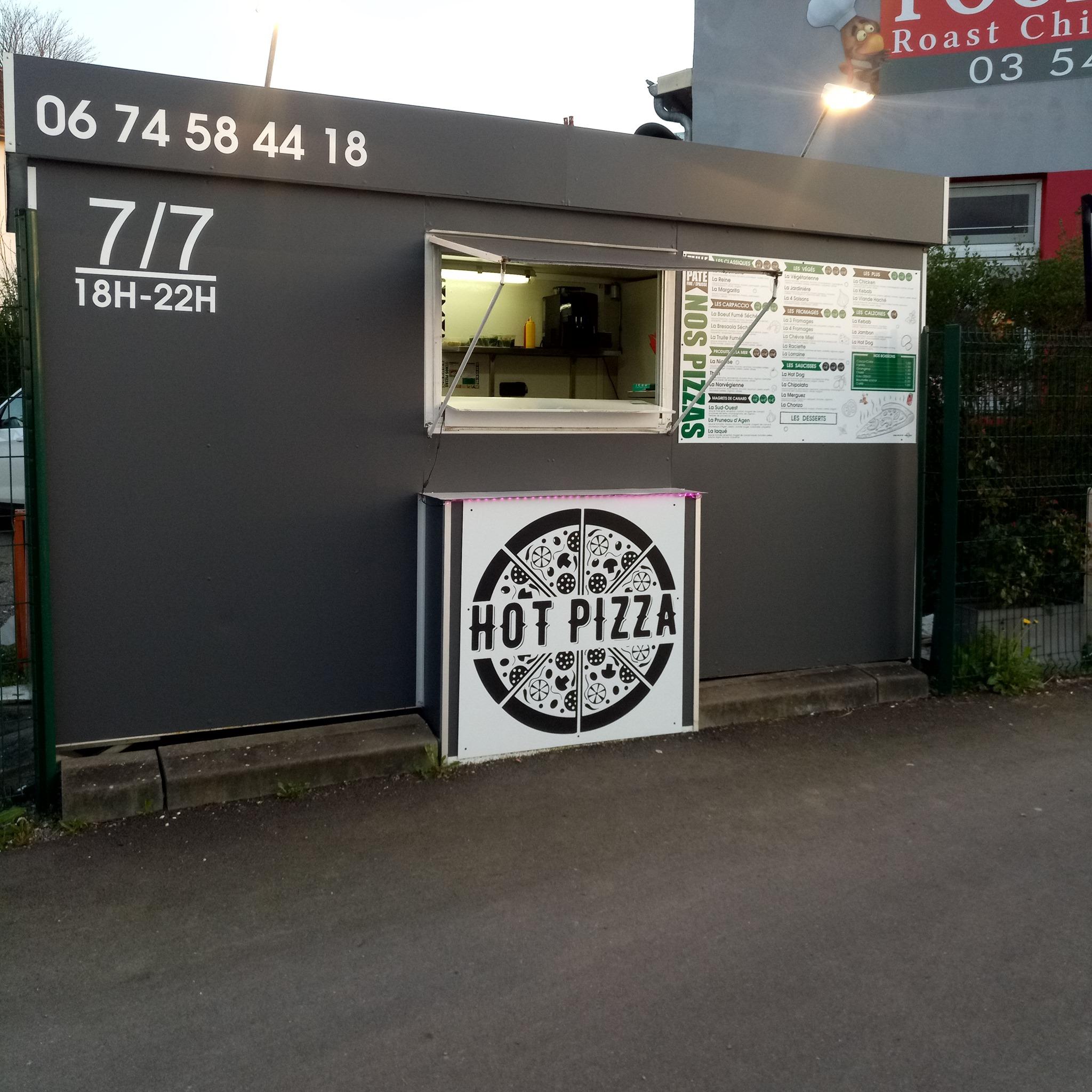 PIZZERIA HOT PIZZA