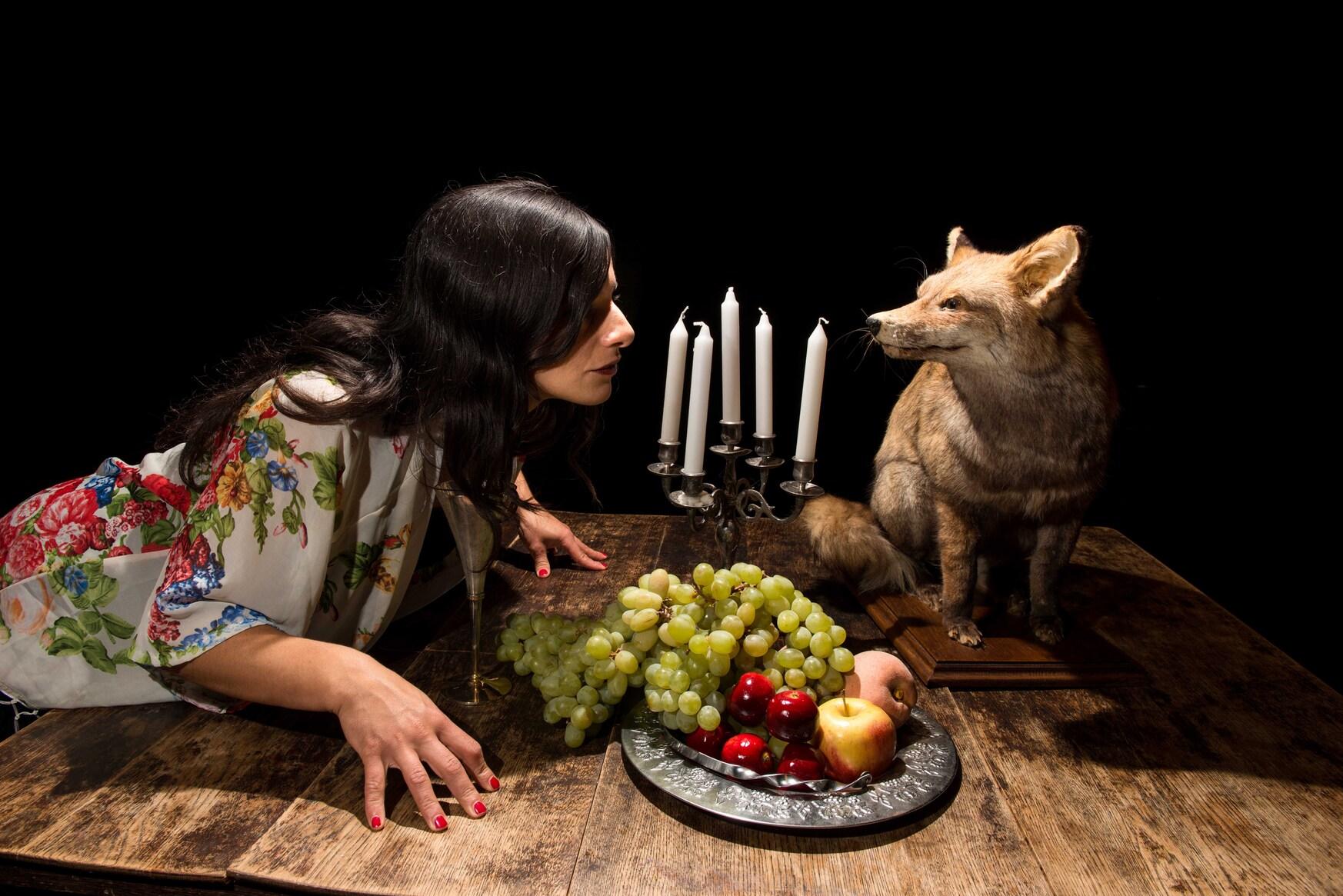 CIRQUE  LA TABLE