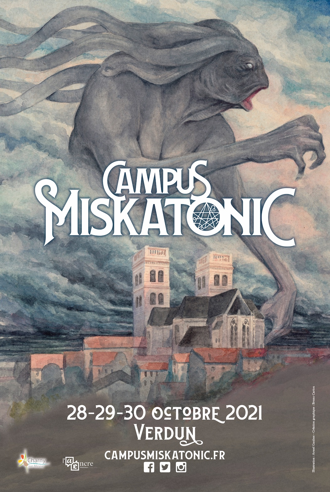 FESTIVAL CAMPUS MISKATONIC