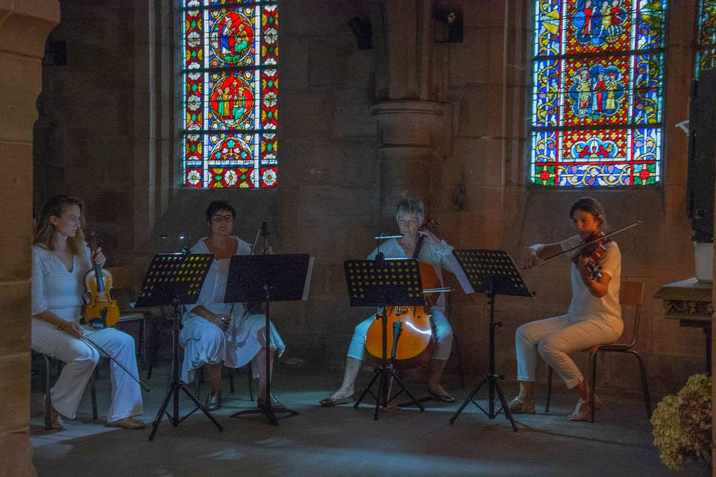 VISITE COMMENTÉE ET MUSICALE DE L'ENSEMBLE CATHÉDRAL
