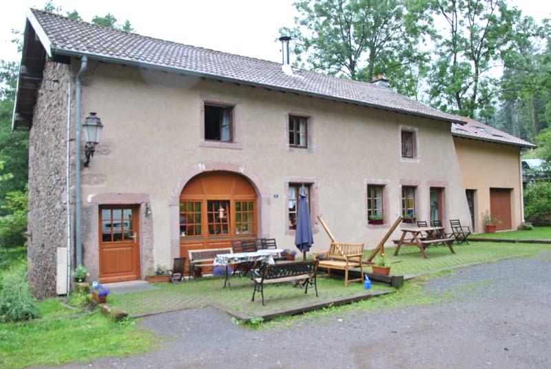 Office de tourisme du pays des abbayes gite le moulin - Office de tourisme moulins ...