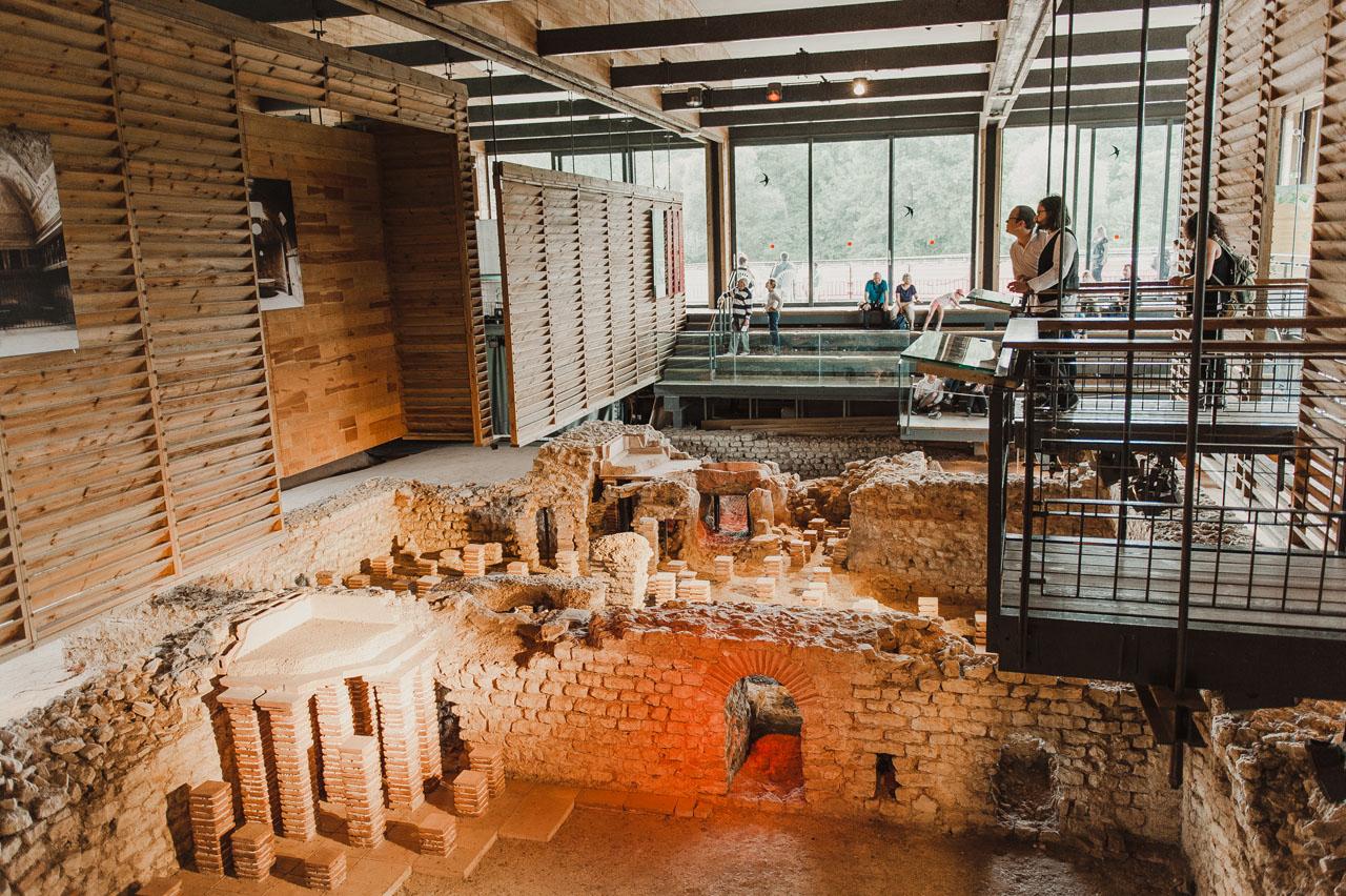 PARC ARCHEOLOGIQUE EUROPEEN DE BLIESBRUCK REINHEIM
