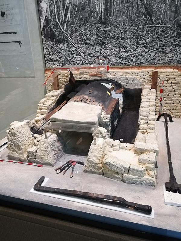 LE MUSÉE D'HISTOIRE BERNARD COUNOT
