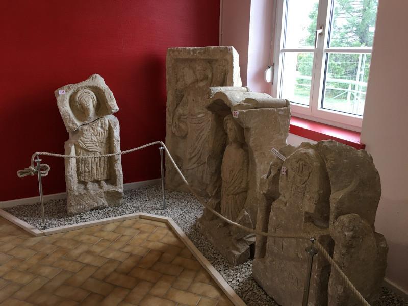 LE MUSÉE GALLO-ROMAIN DE SOULOSSE SOUS SAINT ELOPHE