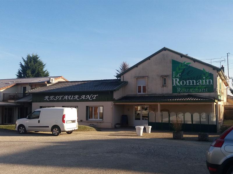 Le romain restaurant office du tourisme de l 39 ouest des - Office de tourisme de l ouest des vosges ...