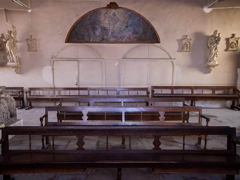 Chapelle de l 39 h pital du saint esprit office du tourisme de l 39 ouest des vosges - Office du tourisme pont saint esprit ...
