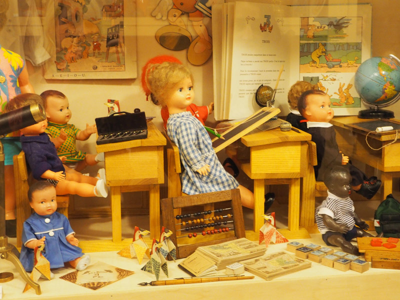 THE DOLL MUSEUM – NEUFCHATEAU