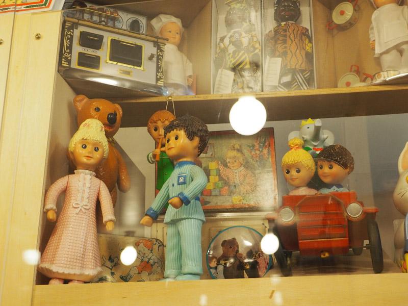 Musée de la poupée - Neufchâteau - Val de Fensch Tourismusbüro