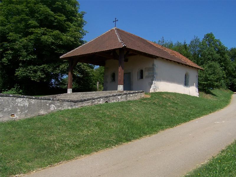 CHAPELLE DE FERRIERE – MACONCOURT