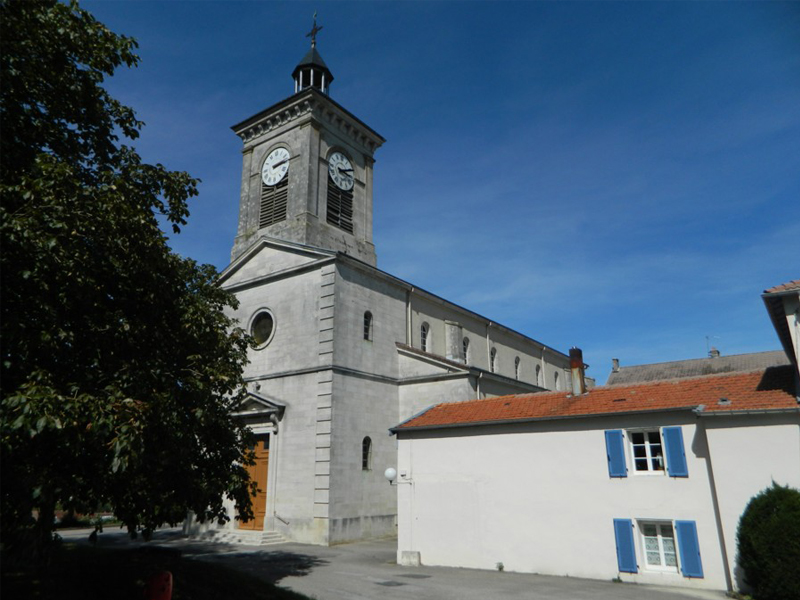 EGLISE ST PIERRE – CHATENOIS