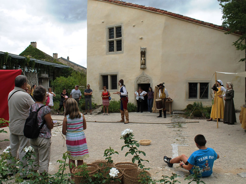 Maison Natale De Jeanne D Arc Office Du Tourisme De L Ouest Des Vosges
