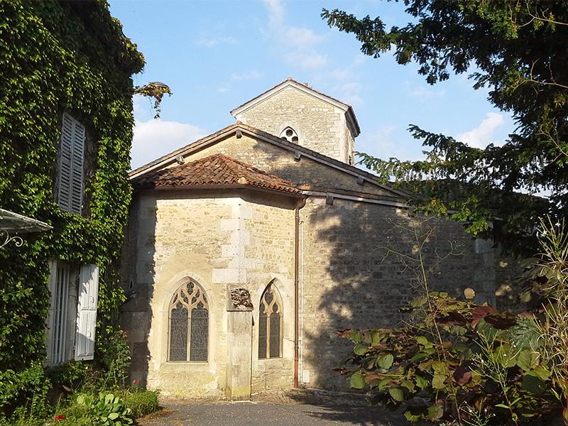 THE CHURCH OF SAINT RÉMY