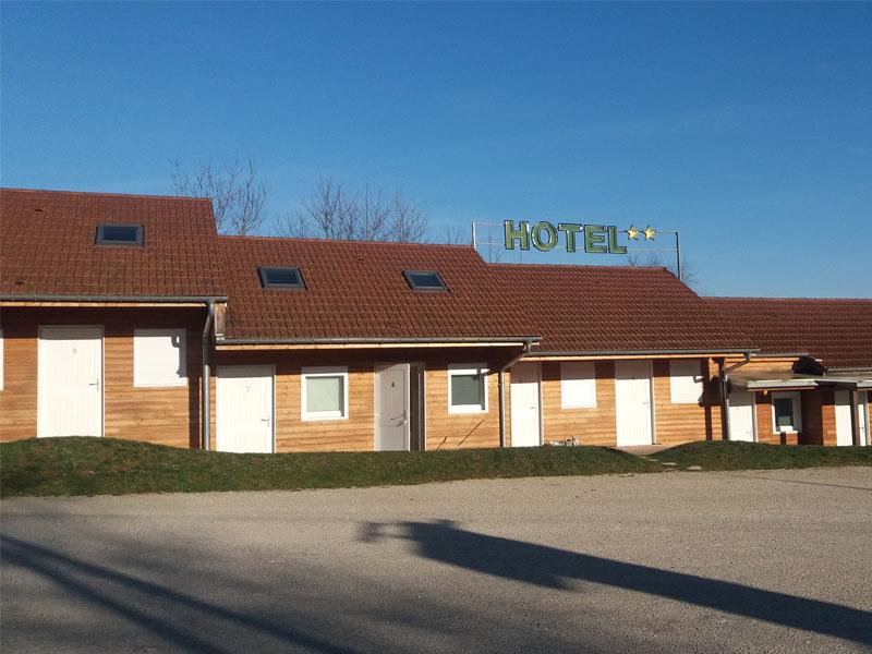 HOTEL LE RICHEVAUX