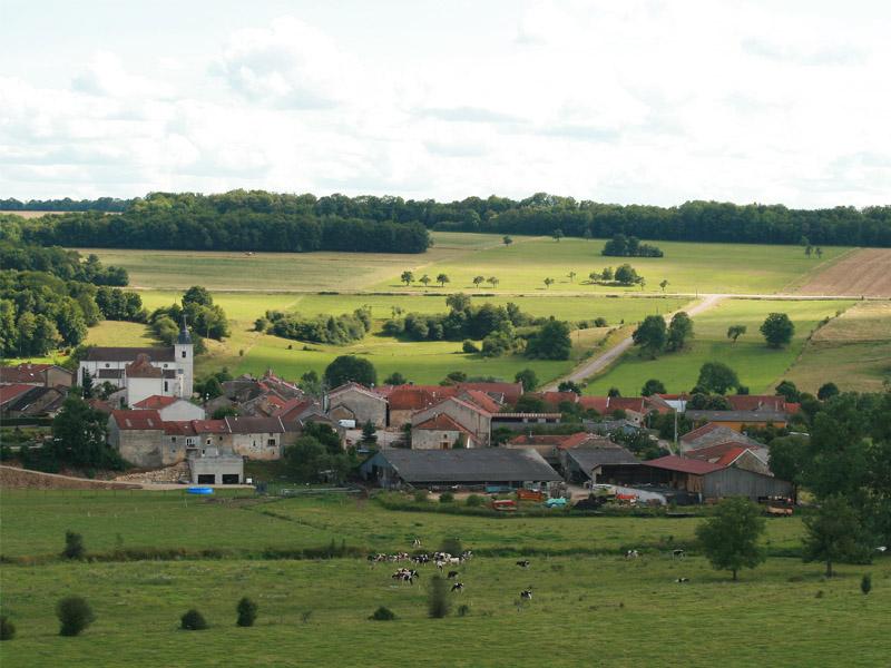 Le village d 39 autigny la tour office du tourisme de l - Office de tourisme de l ouest des vosges ...